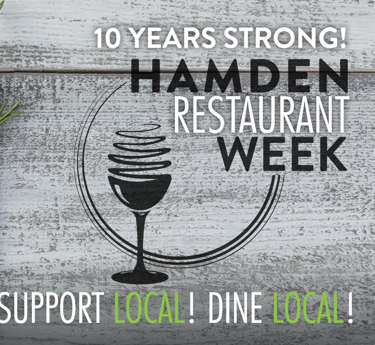 Hamden Restaurant Week 2020