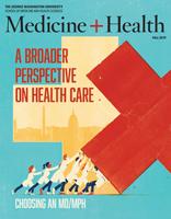 Cover of Medicine and Health magazine