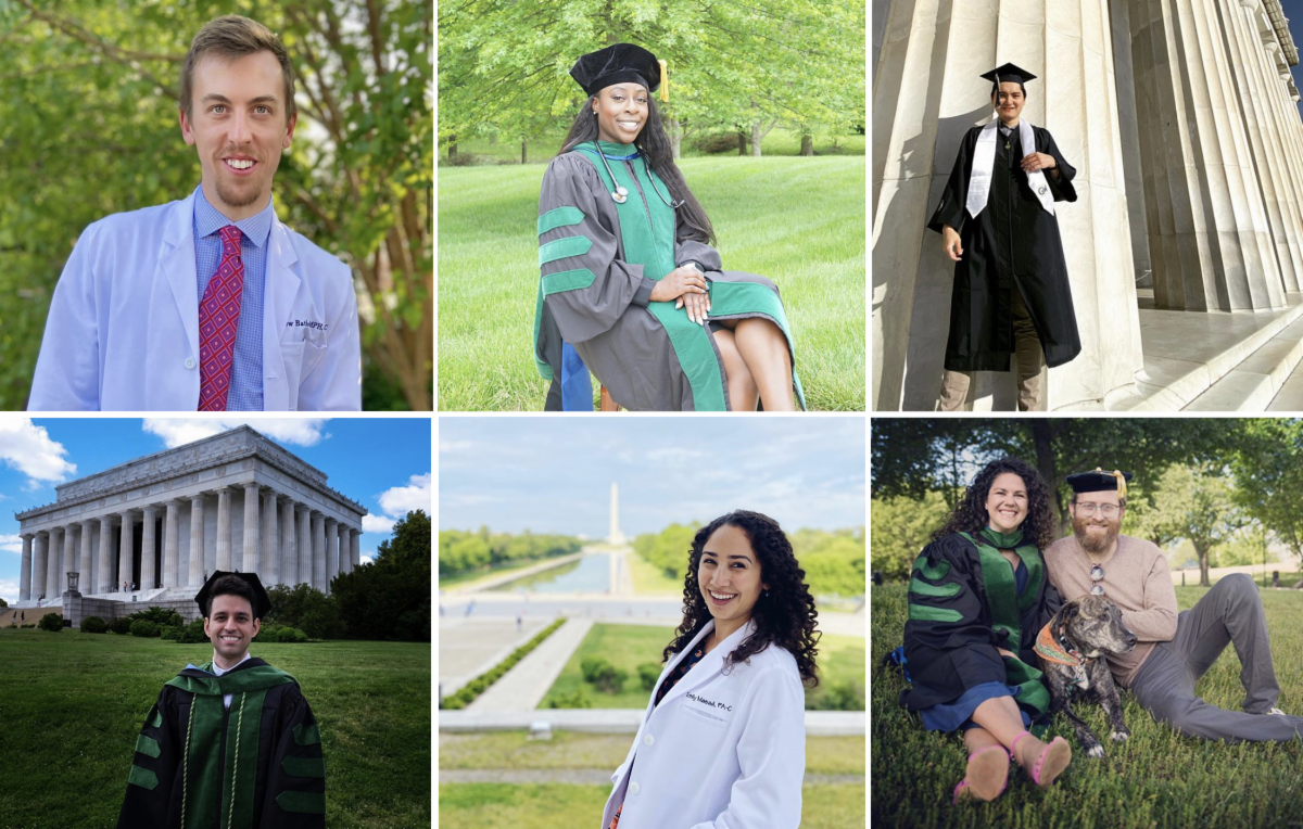 Photos of SMHS grads
