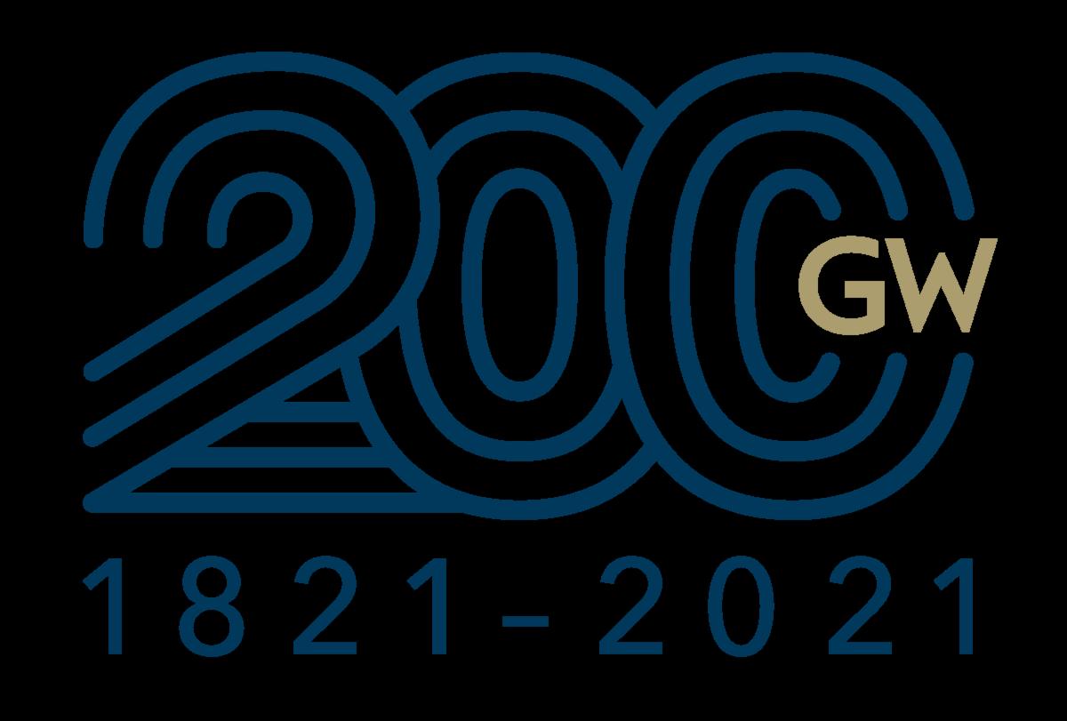 GW Bicentennial Logo