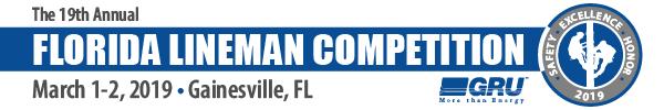 2018 Florida Lineman Competition