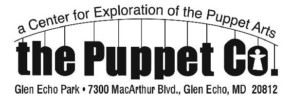 puppet co. logo