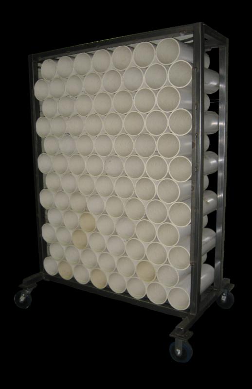 Supercell Print Cylinder Cart