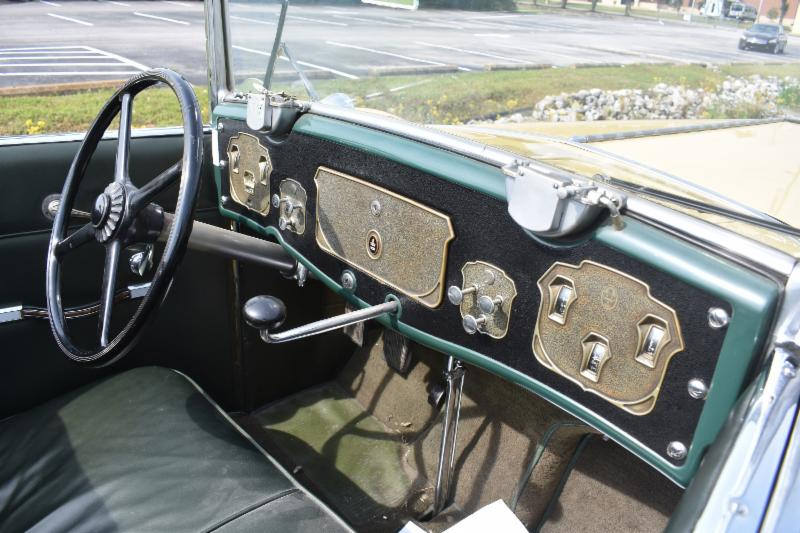 1929 Cord L-29 Cabriolet at Gullwing Motor Cars