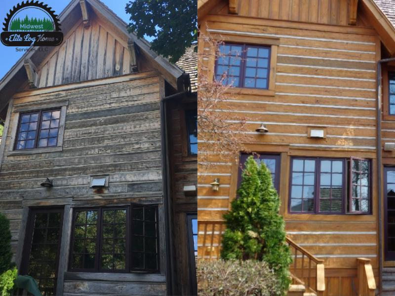 Midwest Elite Log Home Services