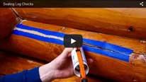Sealing Log Checks Video