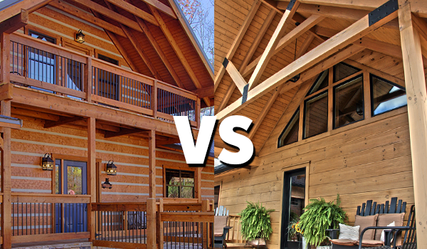 Contrast or blend stain and sealant colors?