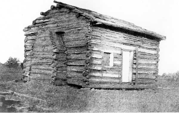 PBS Image - Lincoln Cabin