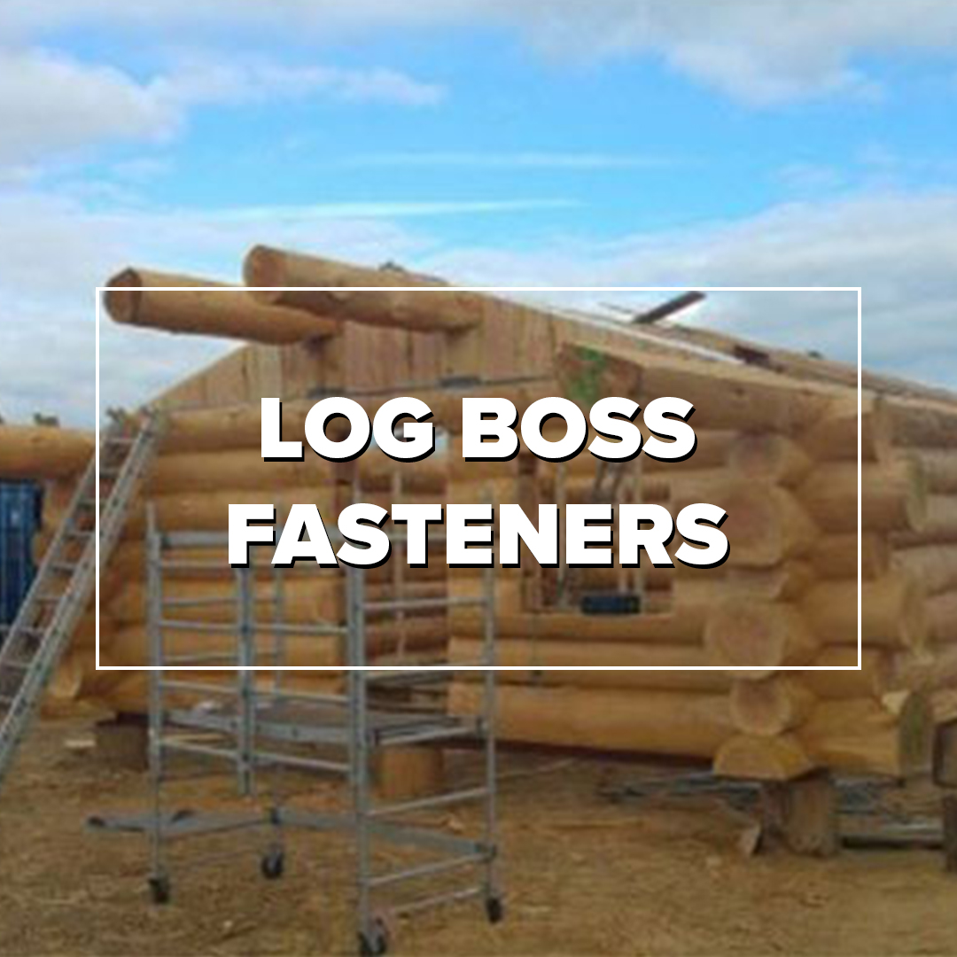 Log Boss Fasteners