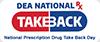 DEA National Drug Take Back Logo