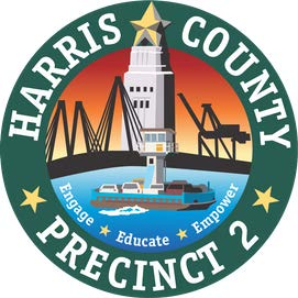 Harris County Precinct 2 logo