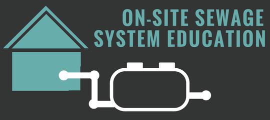 On-Site Sewage System Education logo
