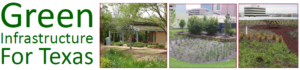 Green Infrastructure for Texas with stormwater management screen shots