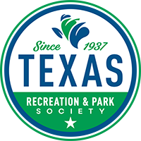 Texas Parks and Recreation Society seal