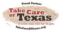 Take Care of Texas Proud Partner Logo