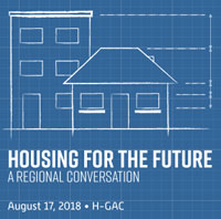 blueprint background housing for the future logo