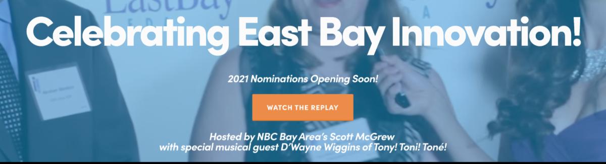 East Bay Innovation Award