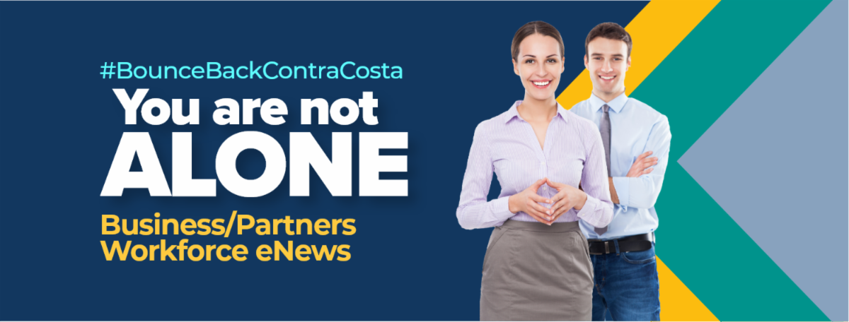 You are not Alone, Business/Partner Workforce eNews