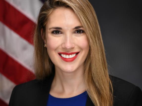 Senator Michelle Hinchey