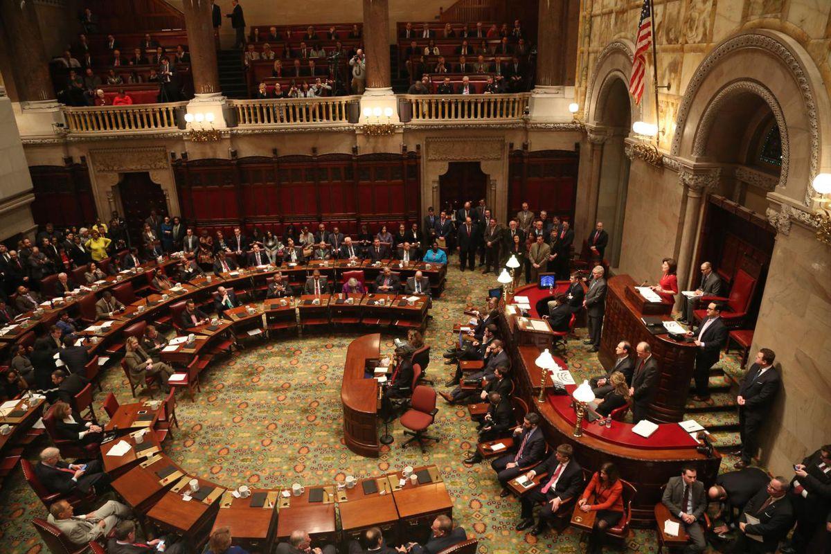 NY state assembly