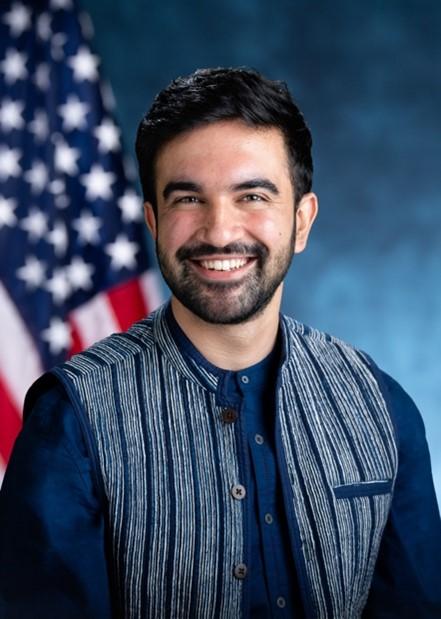 Assembly Member Zohran Mamdani