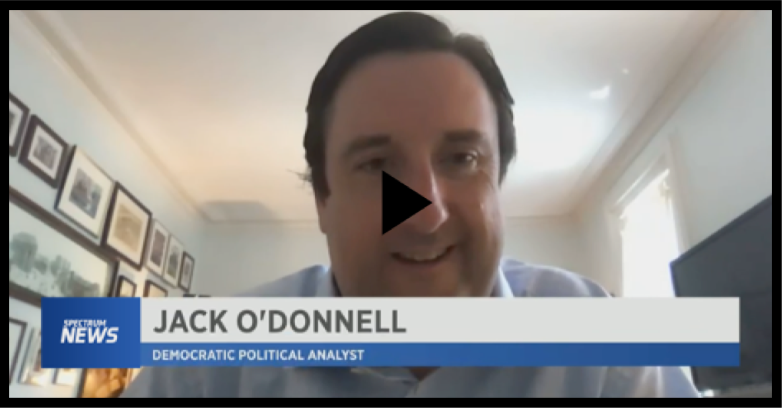 jack o'donnell on news program
