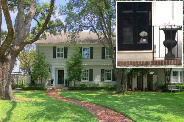 Ted Cruz's home