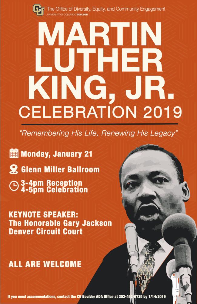 MLK 2019 Poster
