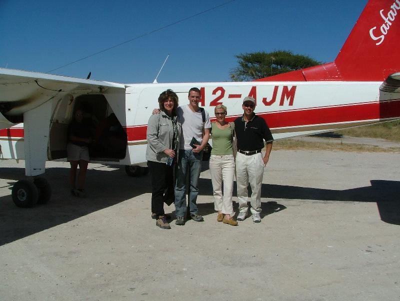 Lite Aircraft flight