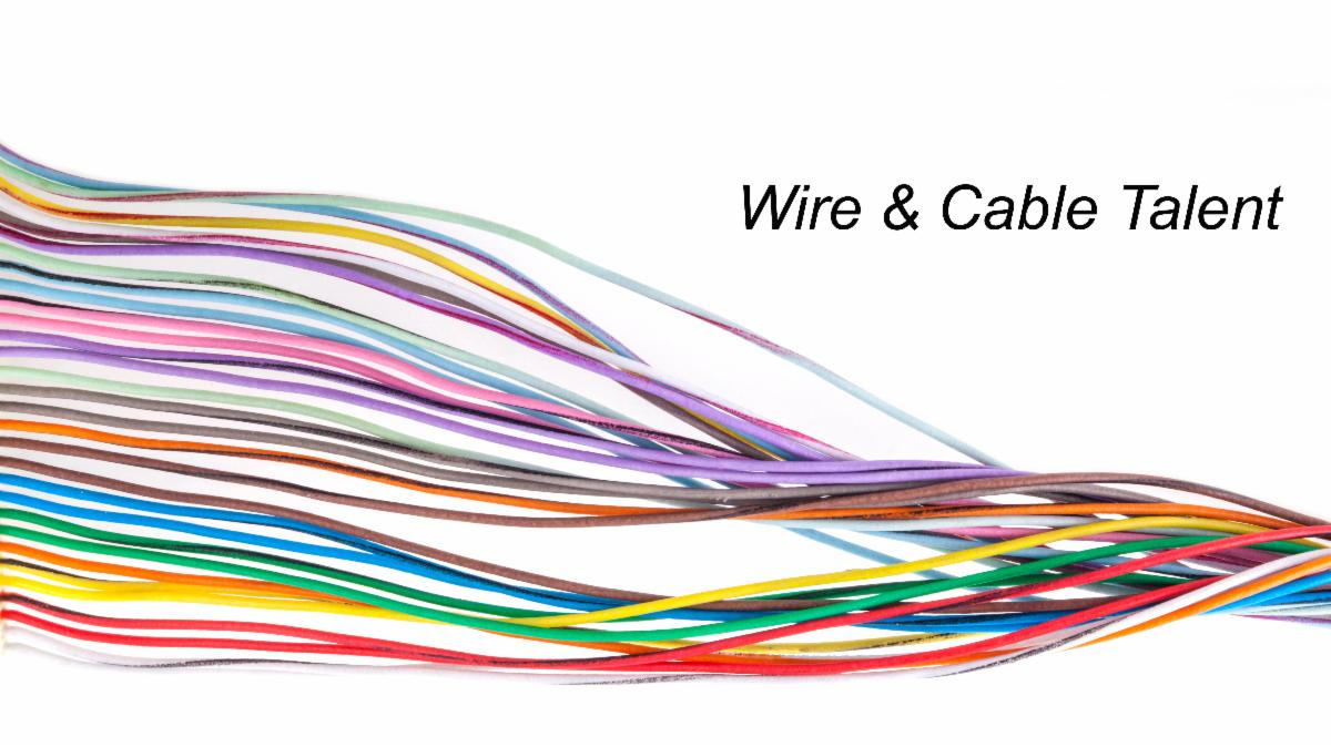 Wire _ Cable talent
