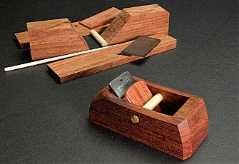 Retail 3-2019 Block Plane Kit with Blade