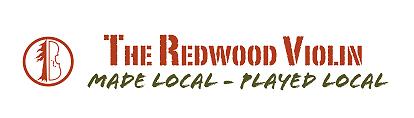 Retail 1-2021 Redwood Violin Logo