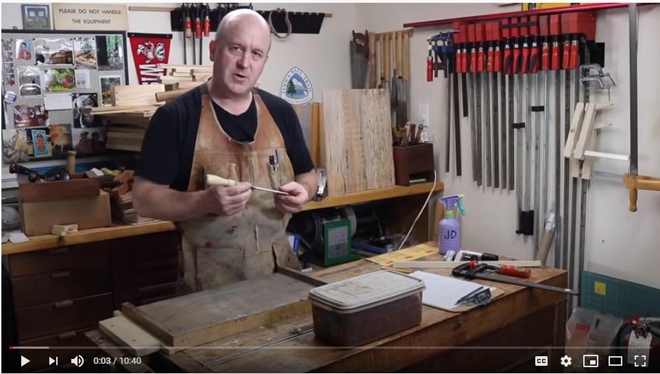 Retail 4-2020 Highland Hardware Sharpening Chisels