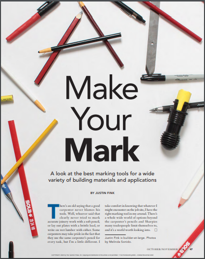 Retail 3-2020 Make Your Mark by Justin Fink - Page One