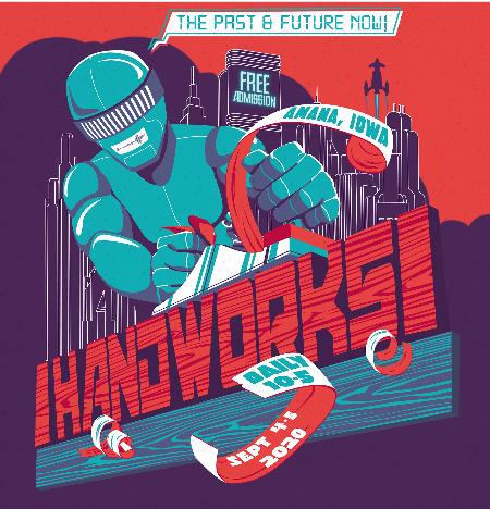 Retail 1-2020 Handworks Poster