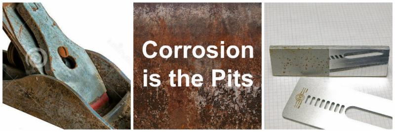 Retail 2-2017, Corrosion is the Pits Banner.