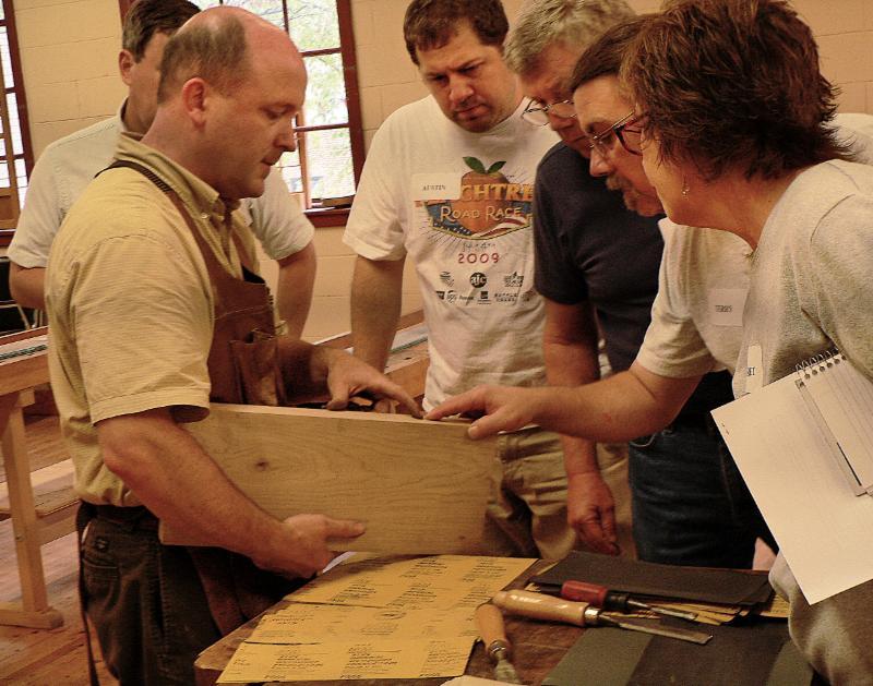 Retail 5 Jim Dillon Teaching