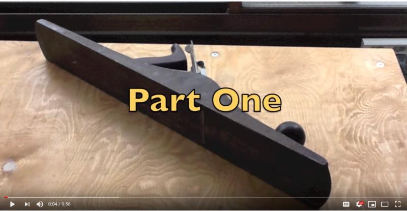 Retail 5-2019 Barnaby Ralph's YouTube Video Restoration Part One