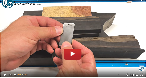 Retail 3-2019 Sean Rubino's Making an Ebony Block Plane Video