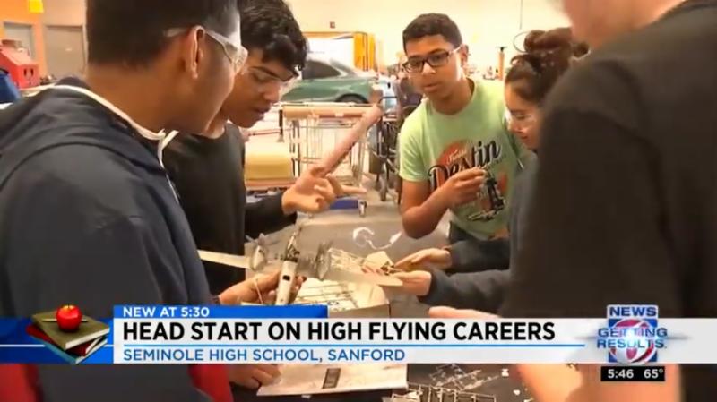 Seminole HS Aviation Program