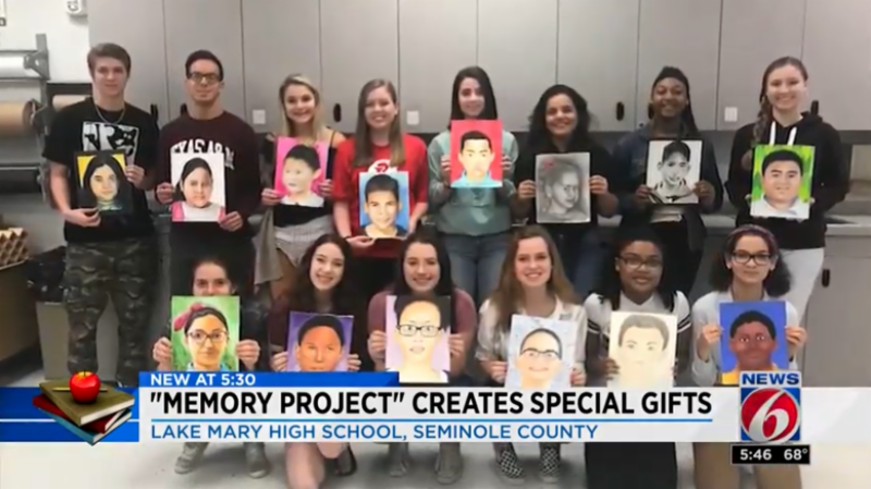 Lake Mary HS Memory Project