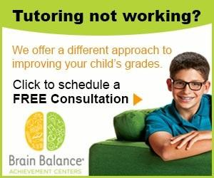 Click to schedule a free consultation with Brain Balance Achievement Center