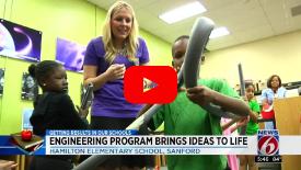 Hamilton Elementary School of Technology and Engineering