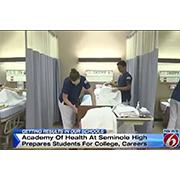 Academy of Health at Seminole high
