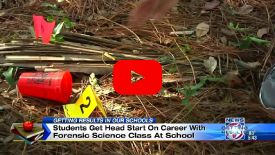Lake Mary High School_s Forensic Science and Legal Studies