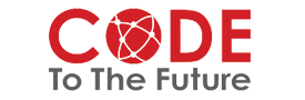 Code to the Future logo