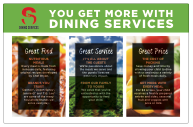 Dining Services Information