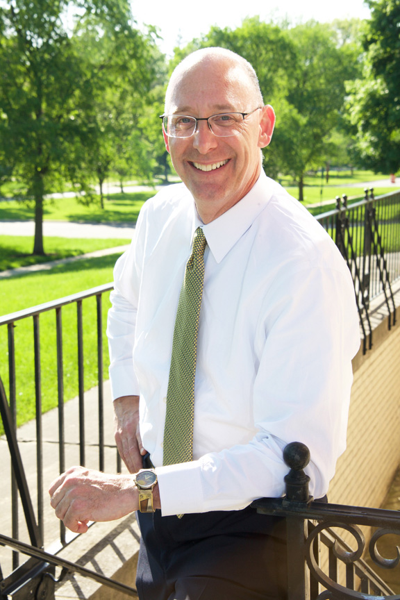 Mayor David E. Weiss