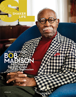 Cover of Shaker Life Spring 2019