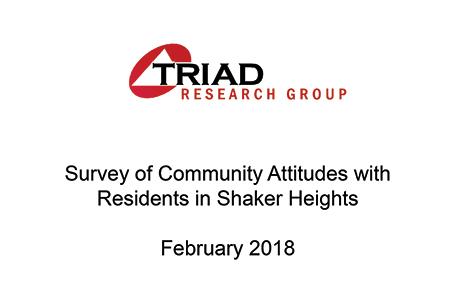 Triad Survey 2018